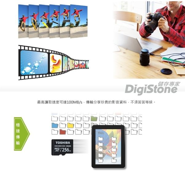 【9折特販+贈SD收納盒】TOSHIBA 128GB Micro SDXC R100MB/s U1 記憶卡(附SD轉卡)X1【支援手機/平板/switch】