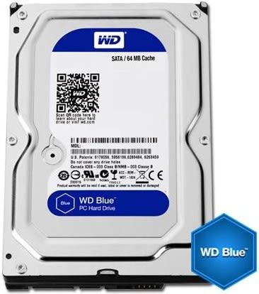 威騰 WD 藍標 3TB 3.5吋 桌上型硬碟 WD30EZRZ