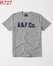 AF Abercrombie & Fitch A&F A & F 男 當季最新現貨 短袖T恤 AF R727