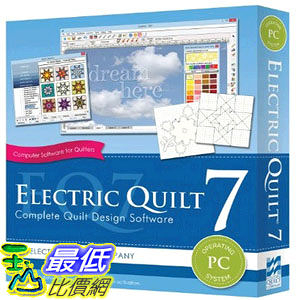 [104美國直購] Electric Quilt 7