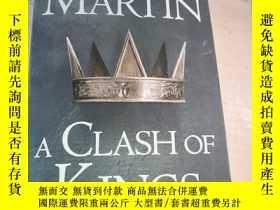 二手書博民逛書店A罕見CLASH OF KINGSY314398 看圖 看圖