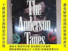 二手書博民逛書店外文書罕見THE ANDERSON TAPES(共337頁,32開)Y15969