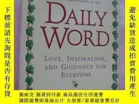 二手書博民逛書店Daily罕見Word:Love,Inspiration and