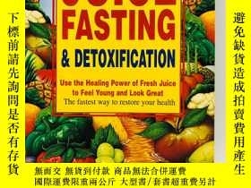二手書博民逛書店Juice罕見Fasting and Detoxificatio
