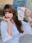 水杯女辦公室用陶瓷杯可愛超萌杯子創意少女個性馬克杯帶蓋勺潮流 酷男精品館