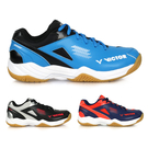 VICTOR 男專業羽球鞋-4E(U型楦 羽毛球 訓練 透氣 勝利 寬楦≡體院≡ A171