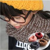 童裝  粗針織親子圍脖 大人也可以用 中性款 新年寒流 橘魔法Baby magic 現貨 親子裝