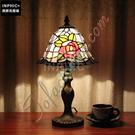 INPHIC-田園風情臥室書房裝飾小夜燈酒吧婚房賀禮手工藝術玻璃檯燈_S2626C