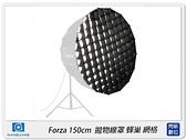 Nanguang 南冠/南光 Forza 150cm 蜂巢 網格 For 150cm 拋物線罩 柔光罩 柔光箱(公司貨)