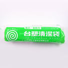 台塑實心清潔袋(垃圾袋)40X50cm/100張/支(特小)