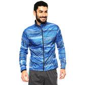 Puma 慢跑系列 藍 男 反光 可收納 超薄 風衣 登山 慢跑 外套 51264501
