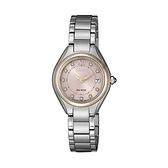 【Citizen星辰】LADY'S光動能璀璨時尚典雅氣質腕錶EW2546-87X/台灣總代理公司貨享兩年保固