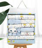 剛出生寶寶新生兒嬰兒衣服裝禮盒男女季0春季1初生3夏天薄款6個月js【88折優惠最後兩天】