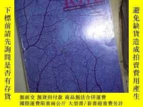 二手書博民逛書店IOVS罕見SEPTEMBER 1998 (03)Y180897