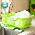 全網熱銷商店 碗架瀝水大碗架2層家用廚房瀝碗架晾碗架濾廚房塑料晾碗置物架