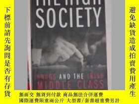 二手書博民逛書店The罕見High Society by Justine Del