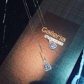 項鍊 925純銀鑲鑽墜飾-時尚經典七夕情人節生日禮物女飾品73gy13[時尚巴黎]