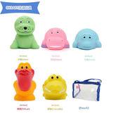 寶寶洗澡玩具嬰兒沐浴戲水玩具新生兒用品兒童進口玩具滿699元88折鉅惠