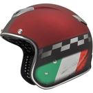【東門城】ASTONE SPORSTER 381G K93 (平紅) 半罩式安全帽 復古帽