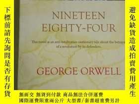 二手書博民逛書店(罕見1)Nineteen Eighty - FourY2052