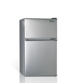 【SAMPO 聲寶】100公升一級雙門冰箱SR-B10G