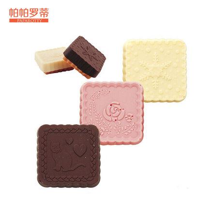 矽膠月餅模 巧克力模 餅幹模 冰皮月餅模蛋糕模具─預購CH1274