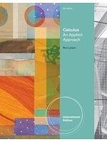 二手書博民逛書店《Calculus: An Applied Approach.》
