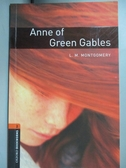 【書寶二手書T4/語言學習_HMJ】Anne of Green Gables_West, C