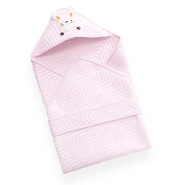 ★新生兒包被春秋棉初生嬰兒抱被夏季薄款抱毯小被子寶寶包巾襁褓