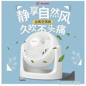 空氣循環扇家用靜音節能渦輪風扇小風扇迷你宿舍台扇 樂活生活館