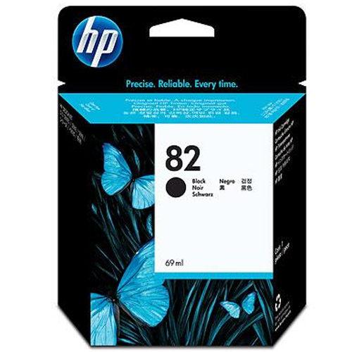【惠普HP】CH565A NO.82 黑色 原廠墨水匣