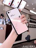 OPPO手機殼oppoR9S女款oppoR11plus鋼化玻璃殼oppoR9plus保護套 科炫數位