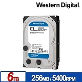 WD 藍標 6TB 3.5吋 SATA硬碟 WD60EZAZ