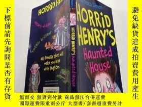 二手書博民逛書店Horrid罕見Henry s Haunted House : 可怕的亨利的鬼屋.Y200392