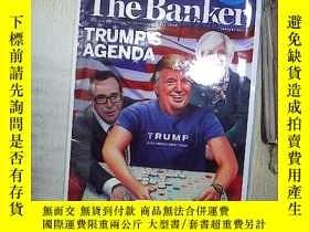 二手書博民逛書店The罕見Banker JANUARY 2017Y180897