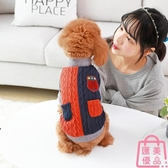 寵物毛衣狗狗衣服泰迪小型犬寵物秋冬【匯美優品】