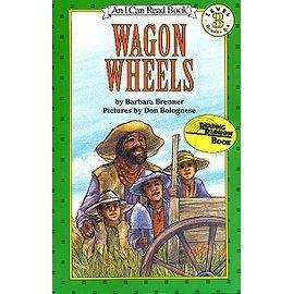 〈汪培珽英文書單〉〈An I Can Read系列:Level 3)Wagon Wheels / 讀本