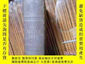 二手書博民逛書店THE罕見SKETCH BOOK BY WASHINGTON I