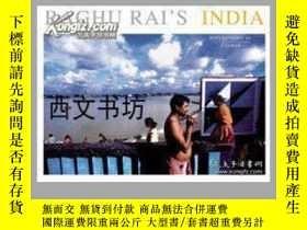 二手書博民逛書店【罕見】2008年出版 Raghu Rai s India: