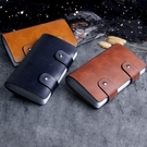 大容量放卡的男士卡包女式多卡位超薄商務銀行卡套名片夾簡約ck
