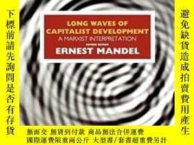 二手書博民逛書店Long罕見Waves Of Capitalist DevelopmentY364682 Ernest Man