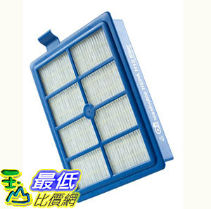[103美國直購] Electrolux 可水洗濾網 EL013W Washable Replacement H13 HEPA Filter for Canister $1195