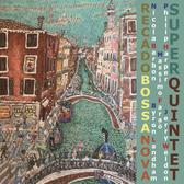 【停看聽音響唱片】【CD】超級五重奏:愛的巴莎諾瓦