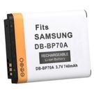 KAMERA 佳美能 鋰電池 副廠電池 for Samsung BP-70A