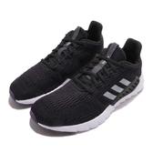 adidas 慢跑鞋 Asweego CC 黑 白 灰 透氣網布 男鞋 運動鞋 【PUMP306】 F36329