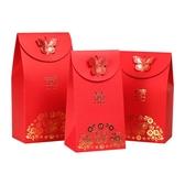 結婚喜糖禮盒裝中式婚禮喜糖袋子