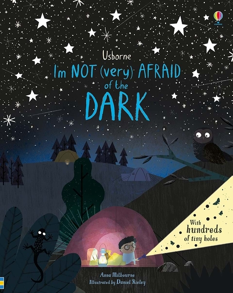 I'm Not (Very) Afraid Of The Dark 我才不怕黑精裝繪本
