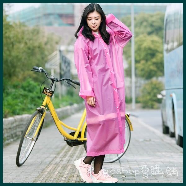 ❖i go shop❖ M號連身雨衣 透明雨衣 成人雨衣 防水 下雨 雨具【F0094】