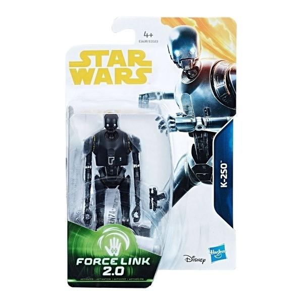 5-6月特價 星際大戰STARWARS電影外傳俠盜一號 原力連結 3.75吋人物組 K-2S0 帝國機器人 TOYeGO 玩具e哥