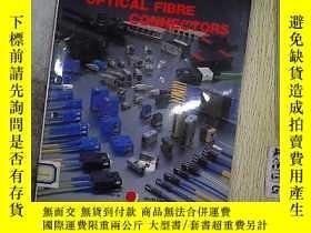 二手書博民逛書店OPTICAL罕見FIBRE CONNECTORSY203004